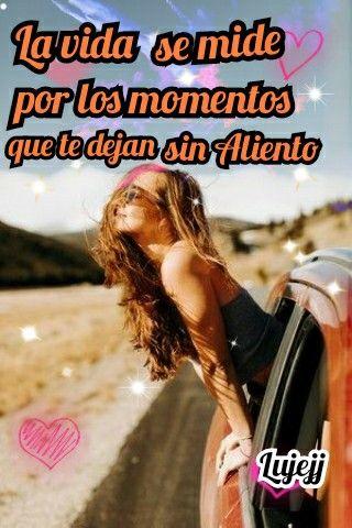 #vida #mujer #momentos #especiales #lujejj #buenosdias