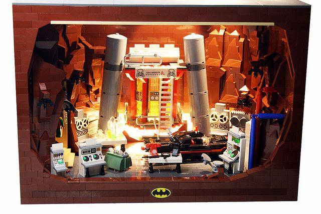 Orion Pax's 1960's Batcave
