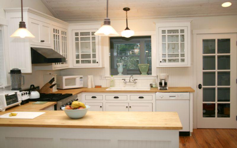 decoración interiores cocinas pequeñas