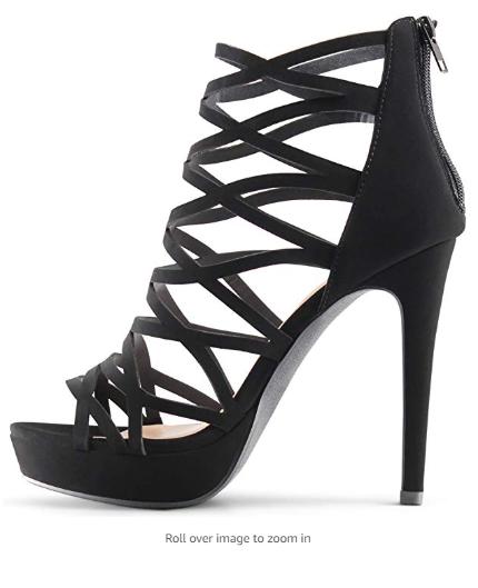 احذية نسائية اخر موضة صنادل للنساء كعب عالي المرآة العربية Black Heel Boots Platform High Heel Shoes Bootie Shoes Outfit