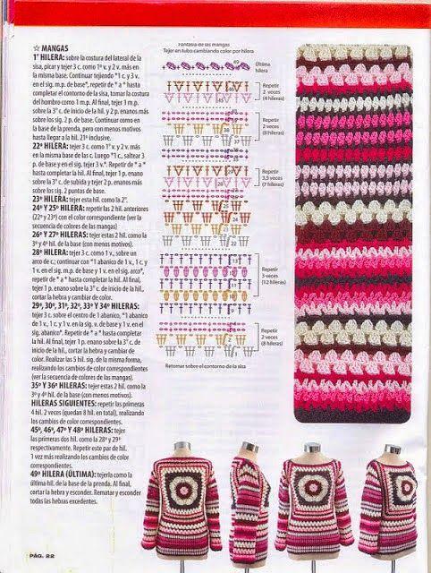 Todo crochet | Patrón gratis, Ganchillo y Patrones