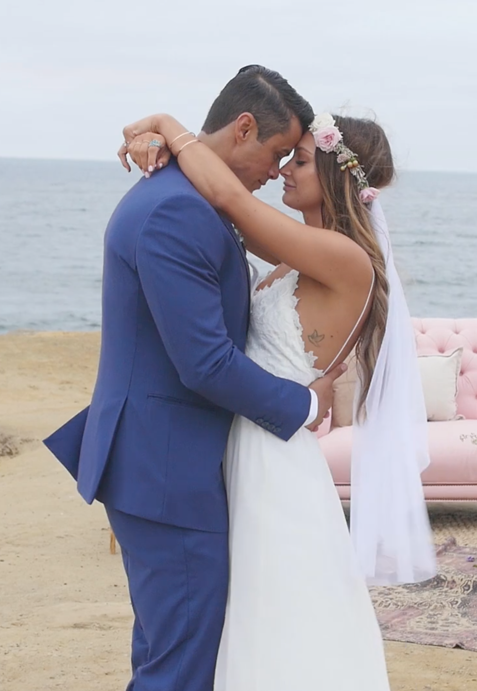 This Love Story Watch Their Wedding Video On Lovestoriestv He Said Was Going To Marry Her Second Date