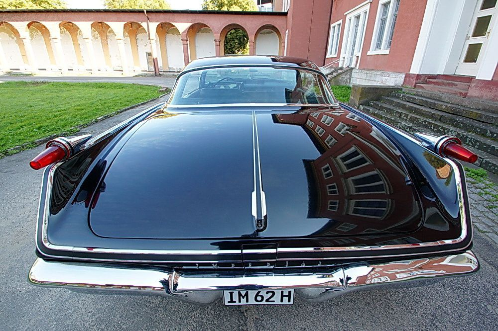 1962 Chrysler Imperial American Classic Cars Futuristic Cars