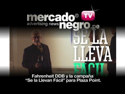 """▶ CAMPAÑA """"SE LA LLEVA FÁCIL"""" DE FAHRENHEIT DDB - YouTube"""