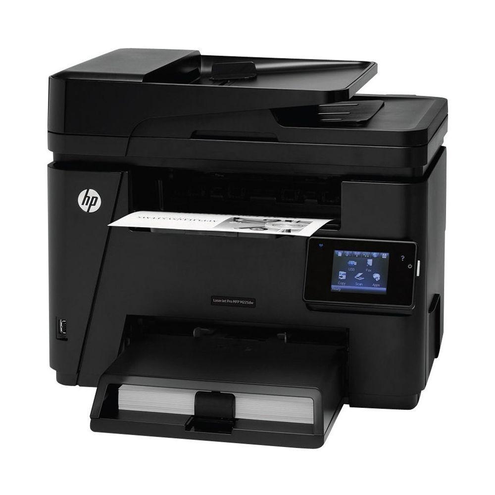Hp Refurbished Laserjet Pro Mfp M225dw Wireless Black And White All In One Laser Printer Multi Cf485ar Bgj Best Buy Laser Printer Multifunction Printer Printer Scanner