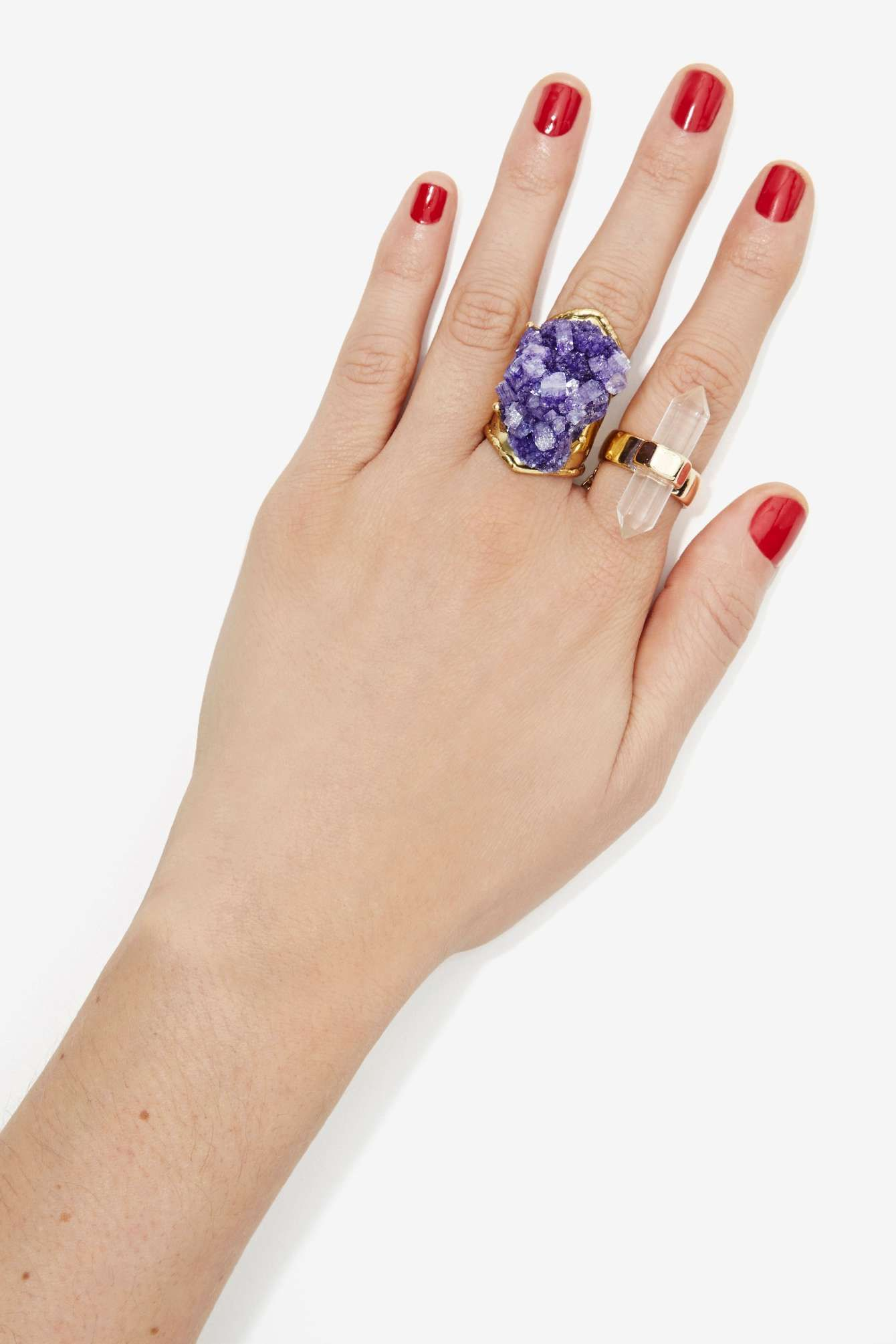 From St Xavier Kato Ring | Shop What's New at Nasty Gal