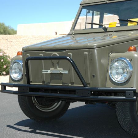 VW Thing Engine to Body Seal 1973 to 1974