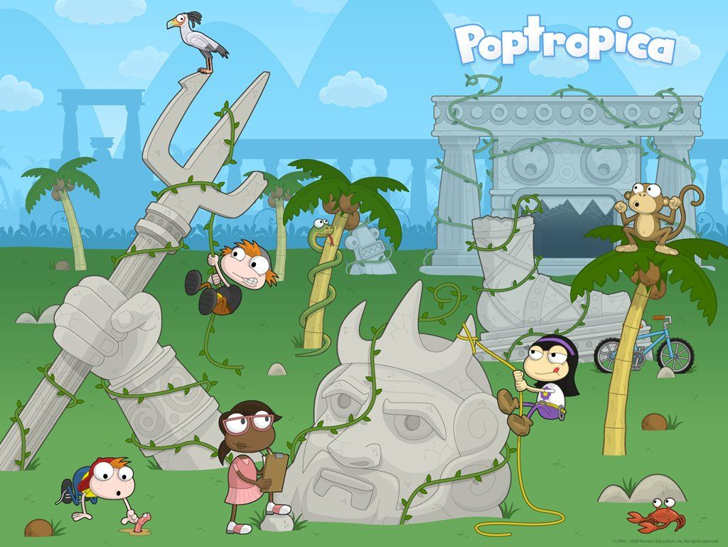 Poptropica Google Search Fun Kids