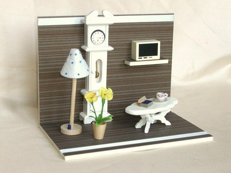 eine originelle miniatur verpackung zum verschenken von. Black Bedroom Furniture Sets. Home Design Ideas