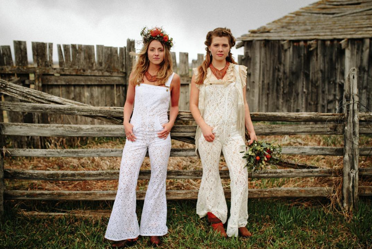 Editorial Shoot For The Bozeman Daily Chronicle A Bozeman Wedding