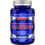 Firstly, taurine helps to regulate the body's mineral balance--- also plays an integral role in helping your body with fat digestion and fat-soluble vitamin absorption. When used as a training supplement, taurine acts is a cell volumizer, as well as an insulin mimicker. Its function in the muscle is similar to that of creatine – it draws water into the muscles resulting in additional nutrient absorption. As a result, muscles become more hydrated, helping to prevent muscle protein breakdown,