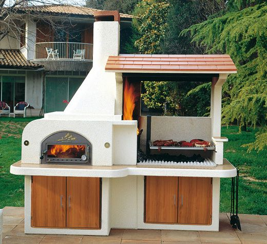 Pierre Naturelle Palazzetti  Home Made Smokers  Grills