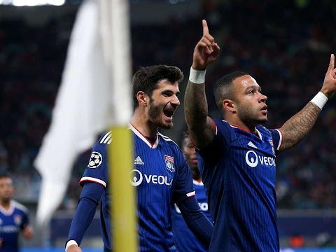 Ligue des Champions Lyon retrouve la victoire à Leipzig