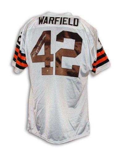 competitive price faf33 6e533 Paul Warfield Cleveland Browns Throwback Jerseys | Cool ...