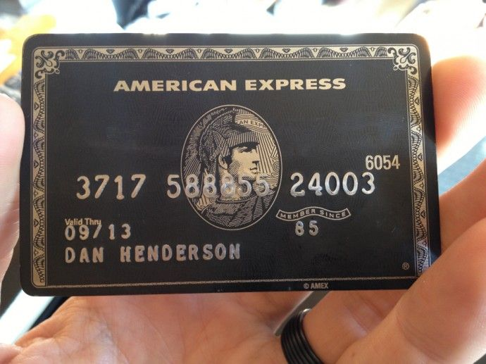 The 4 Most Prestigious Credit Cards In The World American Express Black Card American Express Black Credit Card Design