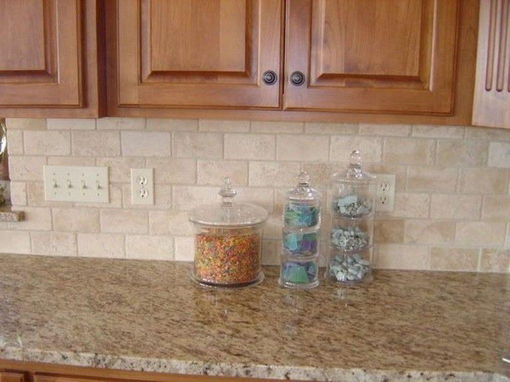 The Affordable Kitchen Backsplash Decor Ideas Honey Oak Cabinets