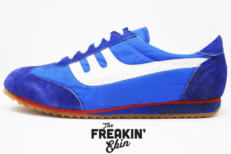 Vintage 70s Unbranded running shoes The Freakin' Ekin