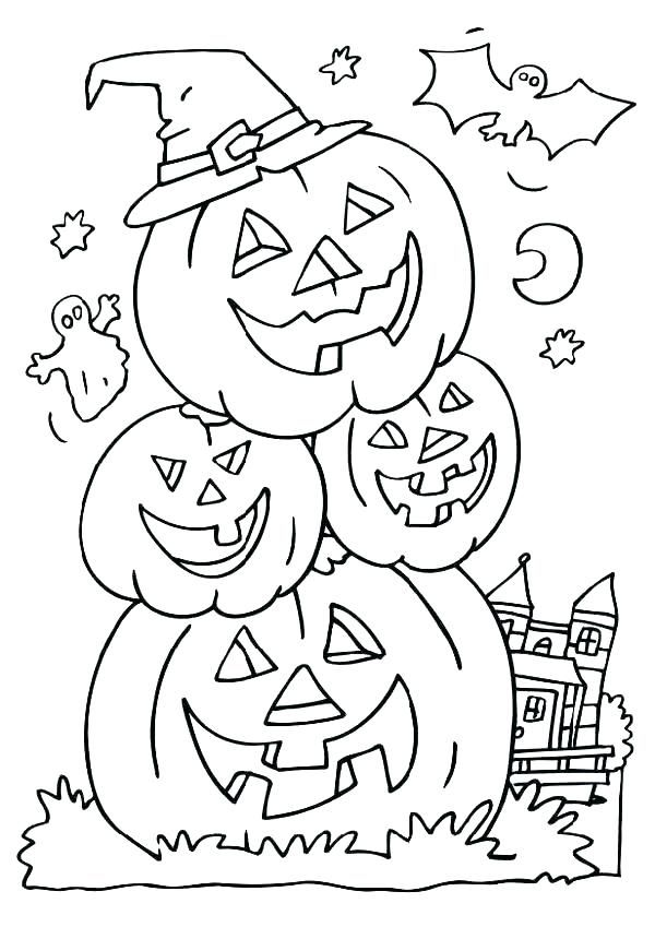 October Coloring Pages Best Coloring Pages For Kids Pumpkin Coloring Pages Halloween Coloring Sheets Halloween Coloring Pictures