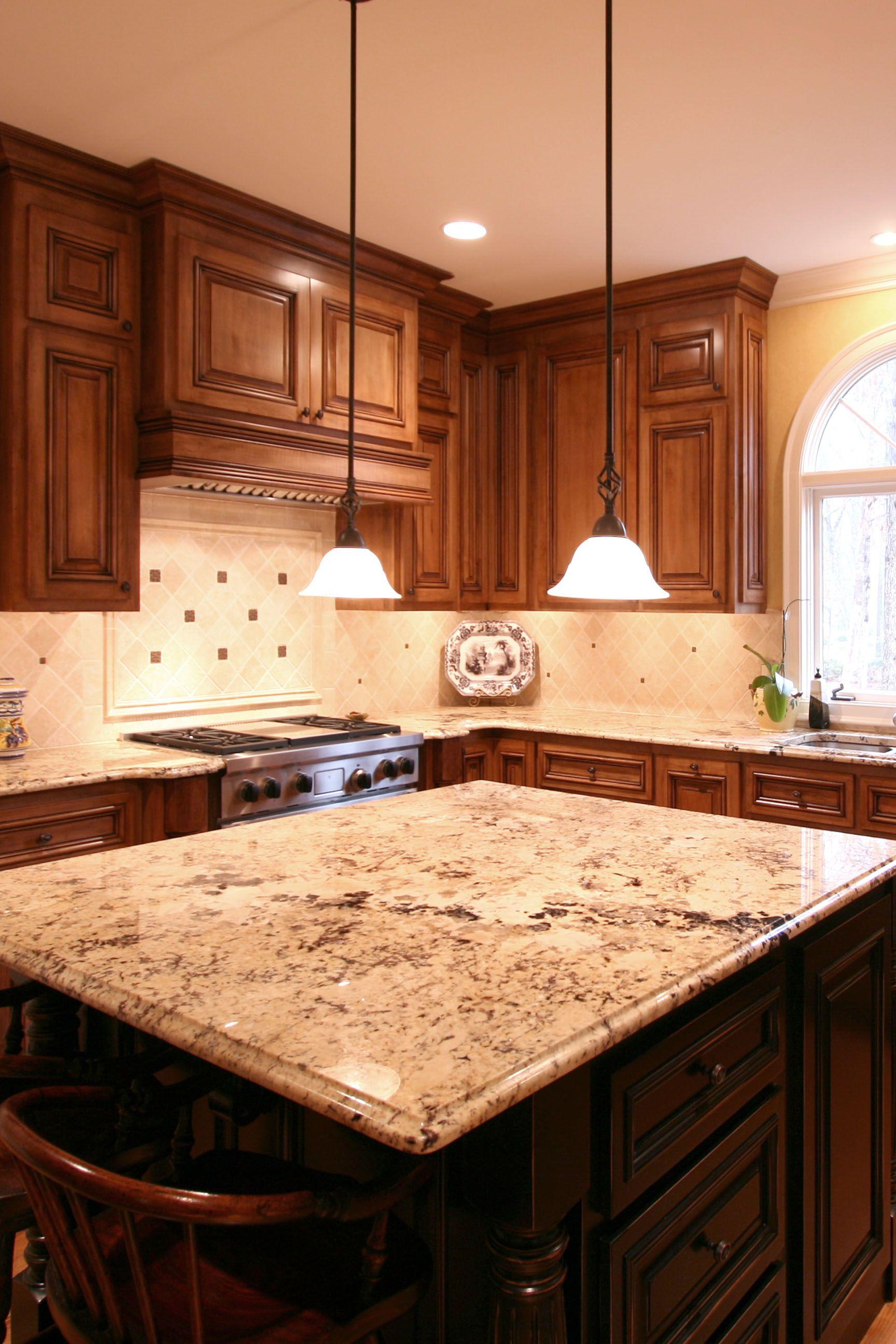 Warm Wood Kitchen Kitchen Inspirations Kitchen Wood Kitchen