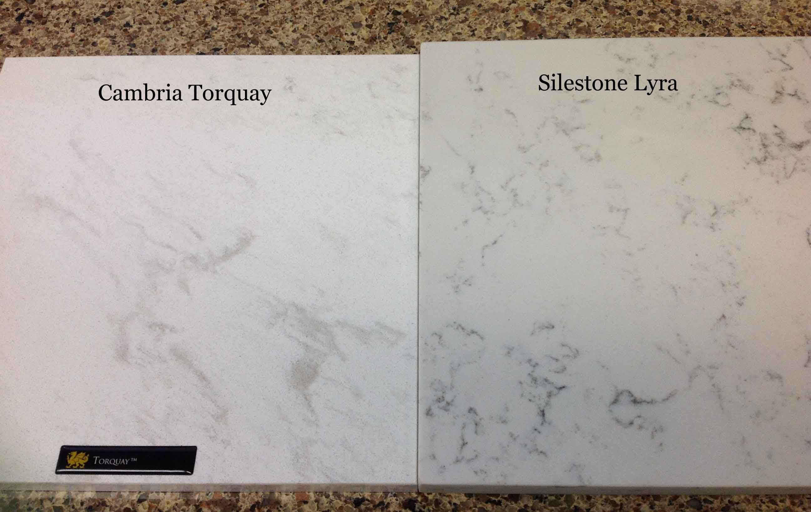 Lyra silestone counters silestone lyra you can see for Silestone vs granite