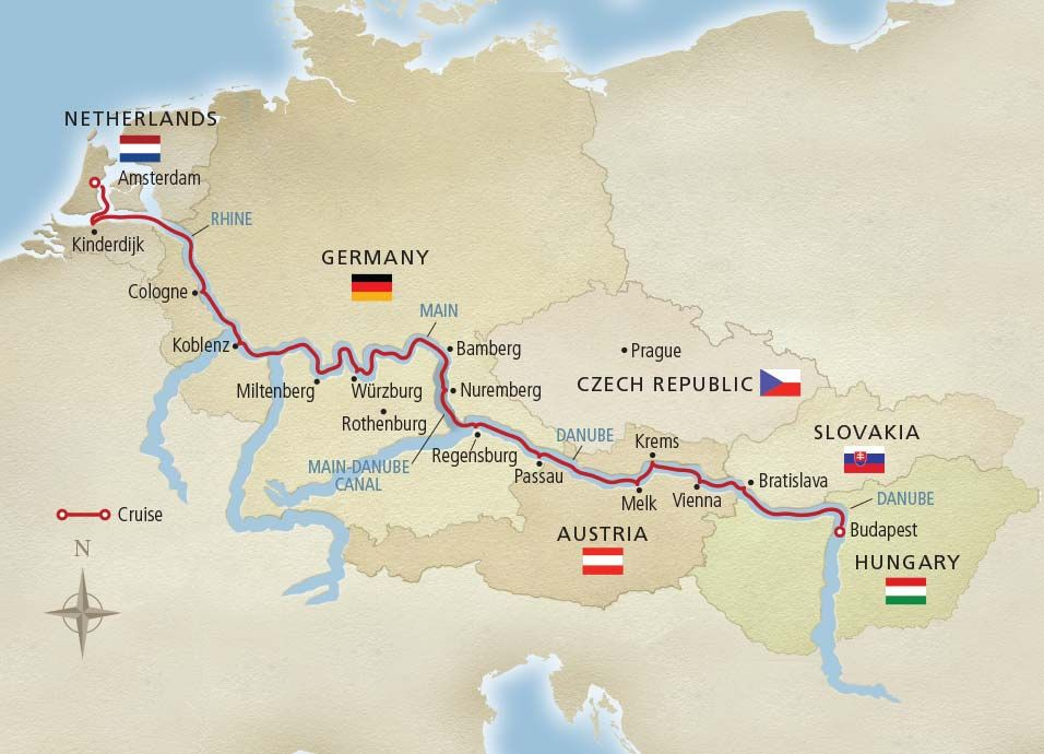 Grand European Tour 2015 Amsterdam To Budapest Cruise Overview For Details Contact Http