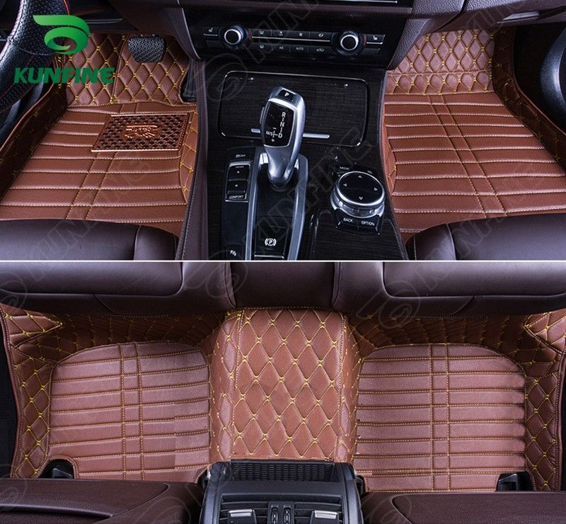 2011-now Car Floor Mats For Chevrolet Sonic Aveo Waterproof 5d Car-styling All Weathe Rugs Accessories Liners Carpet Interior Accessories