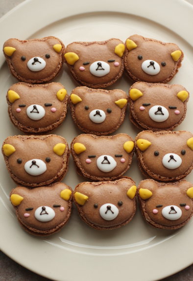 FYRILAKKUMA | Cute desserts, Kawaii food, Cute cakes