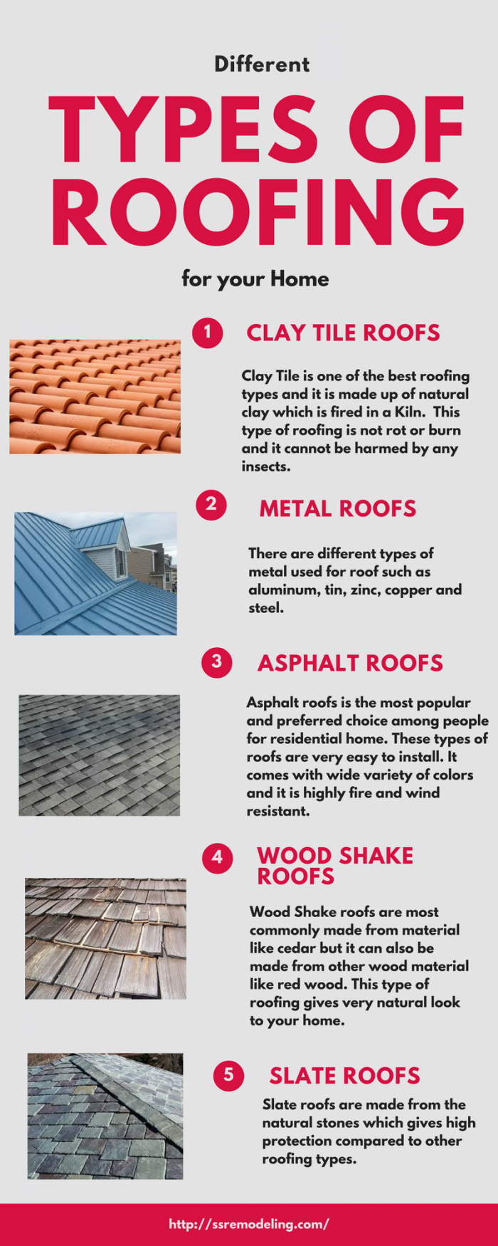 20 Roof Types For Your Awesome Homes Complete With The Pros Cons Roof Types Roofing Cool Roof