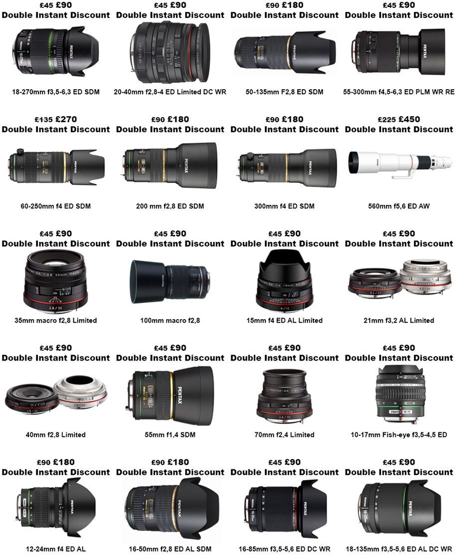 New Pentax UK deals Check out the latest Pentax UK dealsvalid until ...