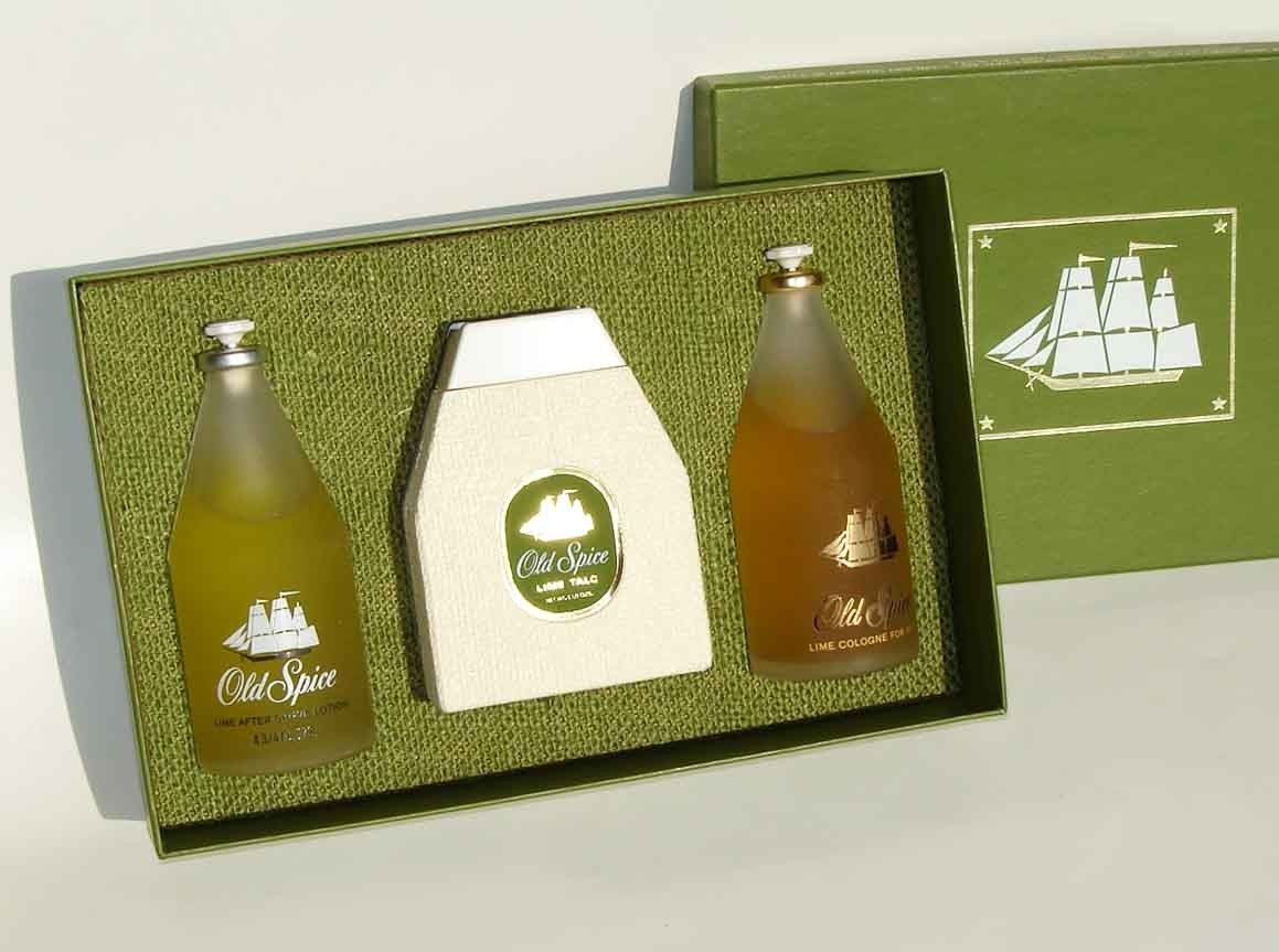 Old Spice Lime Gift Set