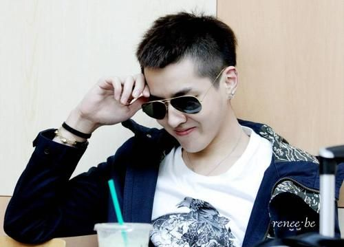 New Kris hairstyle , EXO,M Photo (33741154) , Fanpop