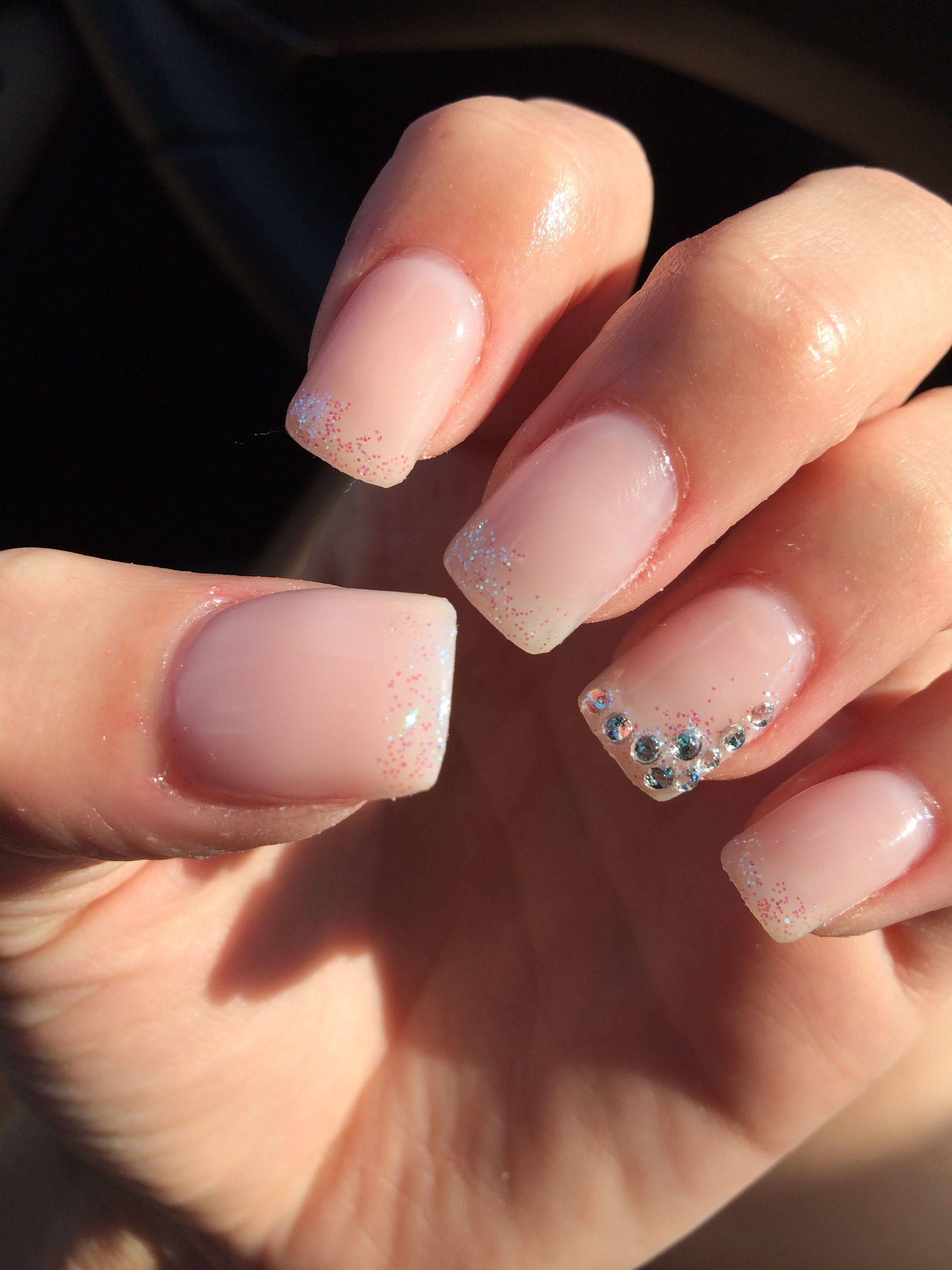 Prom nails | Nails | Pinterest | Prom nails, Prom and Make up