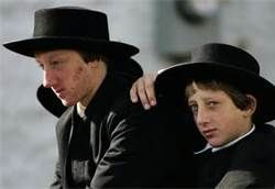 single men | Amish men, Amish family, Amish culture