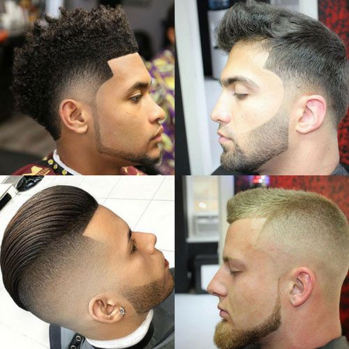 Men S Beard Styles Without Moustache Hairstyles And