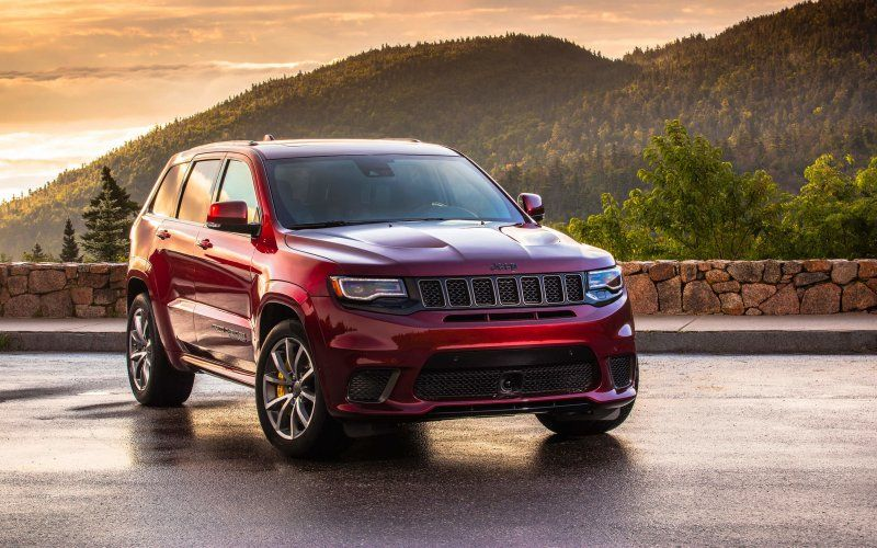 Utility Vehicle Red Jeep Cherokee Wallpaper Jeep Grand