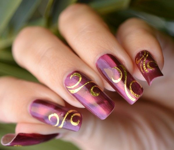 Nail Art Designs 2012. | Nail care advice | Pinterest | Vacation ...