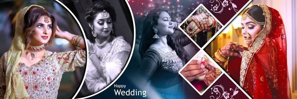 Download New 2019 Wedding Album Design 12x36 Psd Pages With Fully Editable Supported And Completely Ready In 2020 Wedding Album Design Photo Album Design Album Design