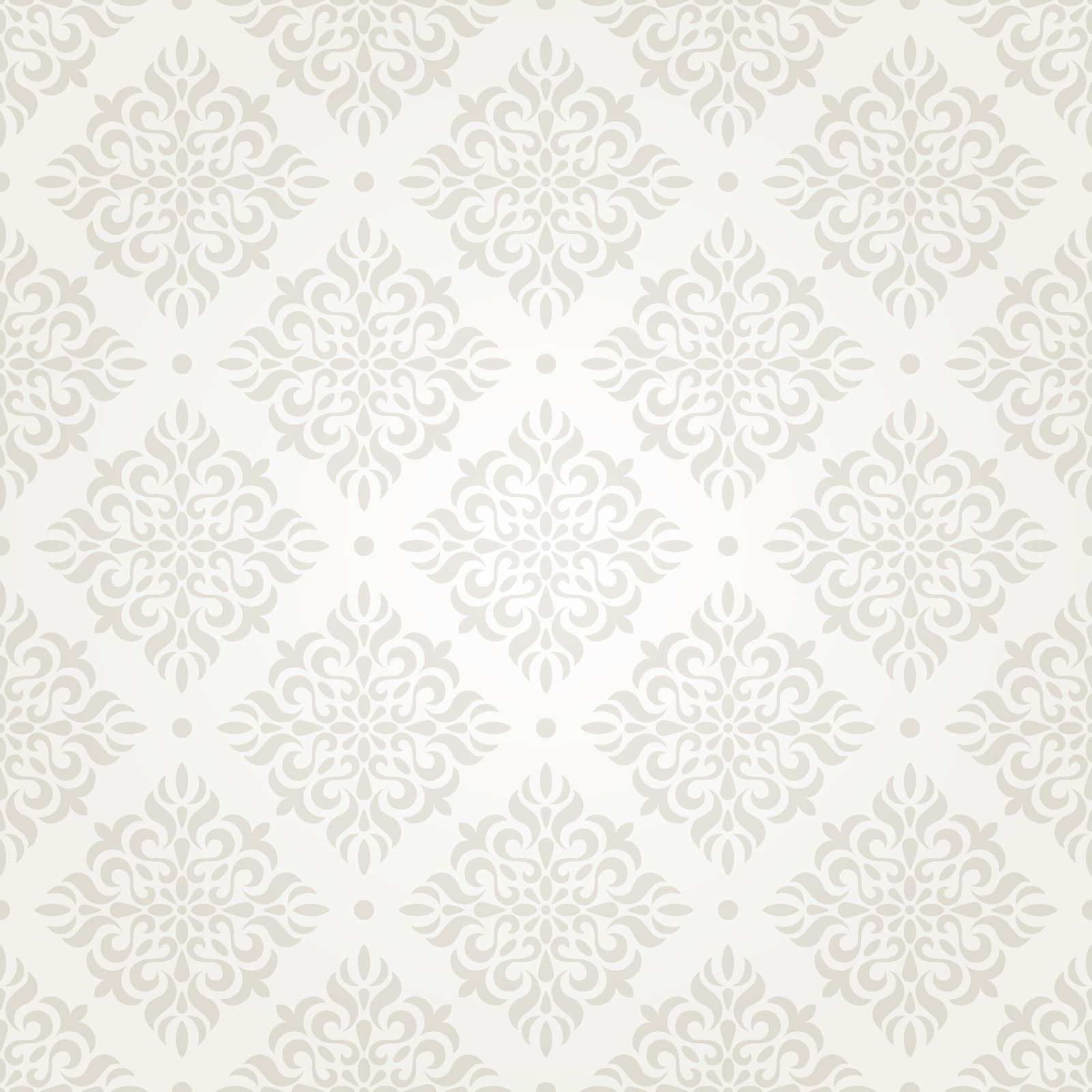 Vintage Wedding Pattern Wallpaper