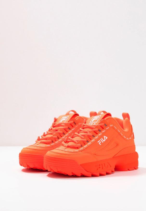 nike chaussure orange