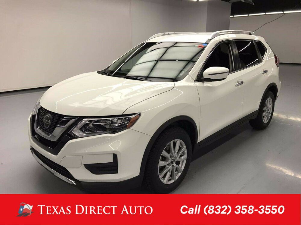 2019 Nissan Rogue Sv Texas Direct Auto 2019 Sv Used 2 5l I4 16v Automatic Fwd Wagon Nissan Nissan Rogue Nissan Rogue Sv