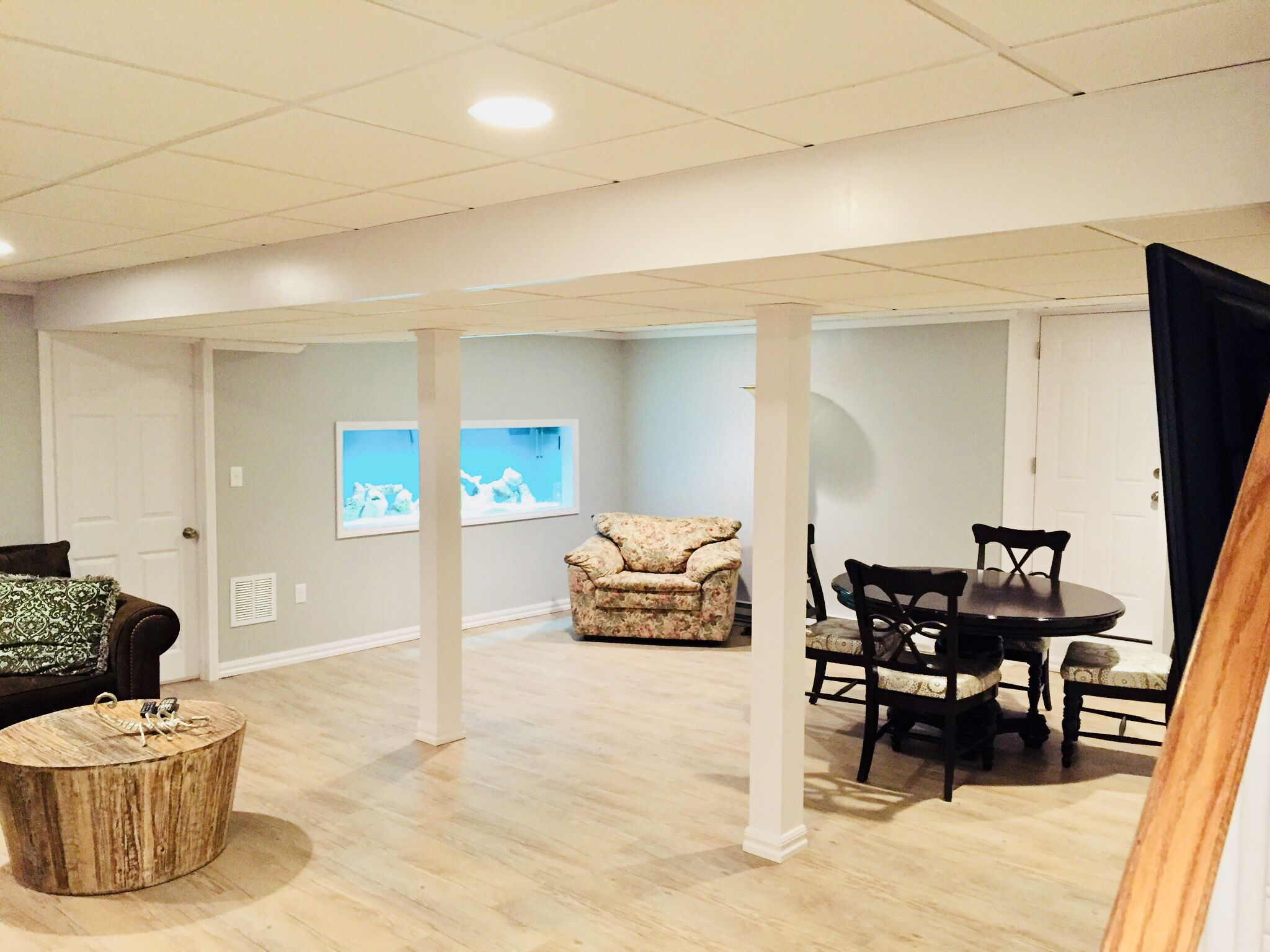 Owens Corning Basement Finishing Systems With built in ...
