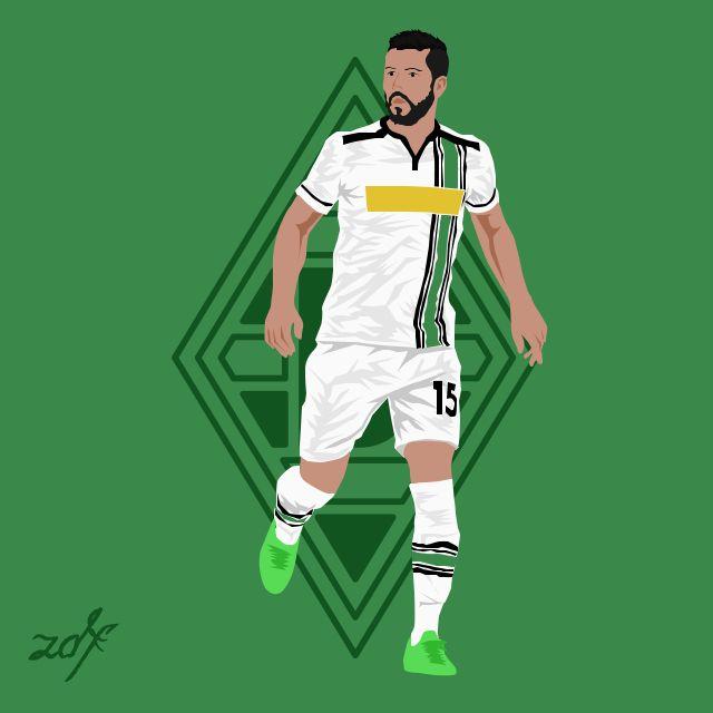 Alvaro Dominguez - Borussia mönchengladbach