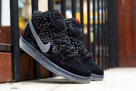 huge selection of 72209 eadda Nike Dunk High Premium SB Flash 3M [nikedunk-066] - $63.98 ...