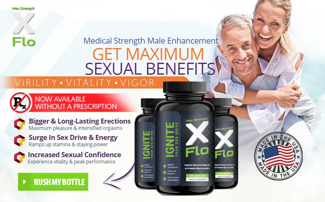 Xflo Review Men S Health Products Pinterest Male Enhancement