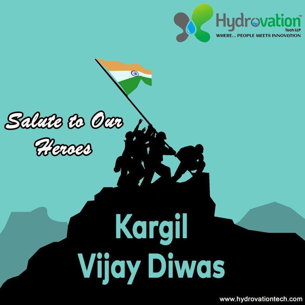 A salute to our heroes kargil vijay diwas