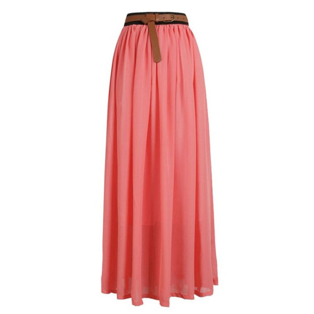 Hot sale summer style skirts womens female culottes long skirt
