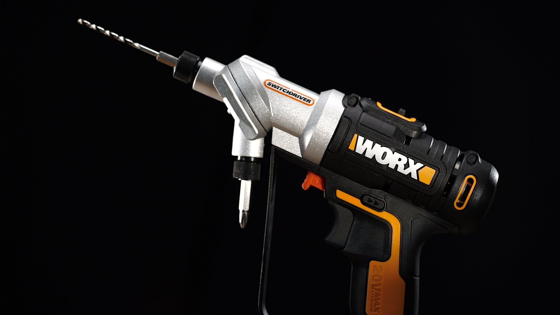 Worx Wx176 Switchdriver Cordless Drill Driver English Www Worx Com Drill Cordless Drill Drill Driver