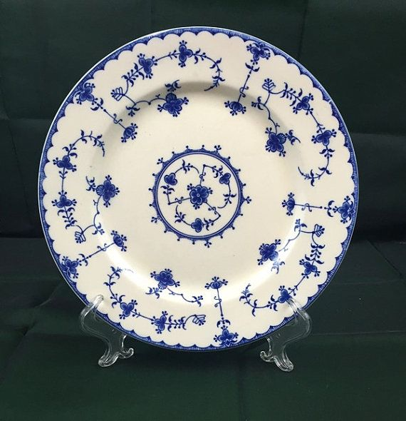 Blue Delft Dinner Plates by Maruta of Japan by TrishasTreasureCove & Blue Delft Dinner Plates by Maruta of Japan by TrishasTreasureCove ...