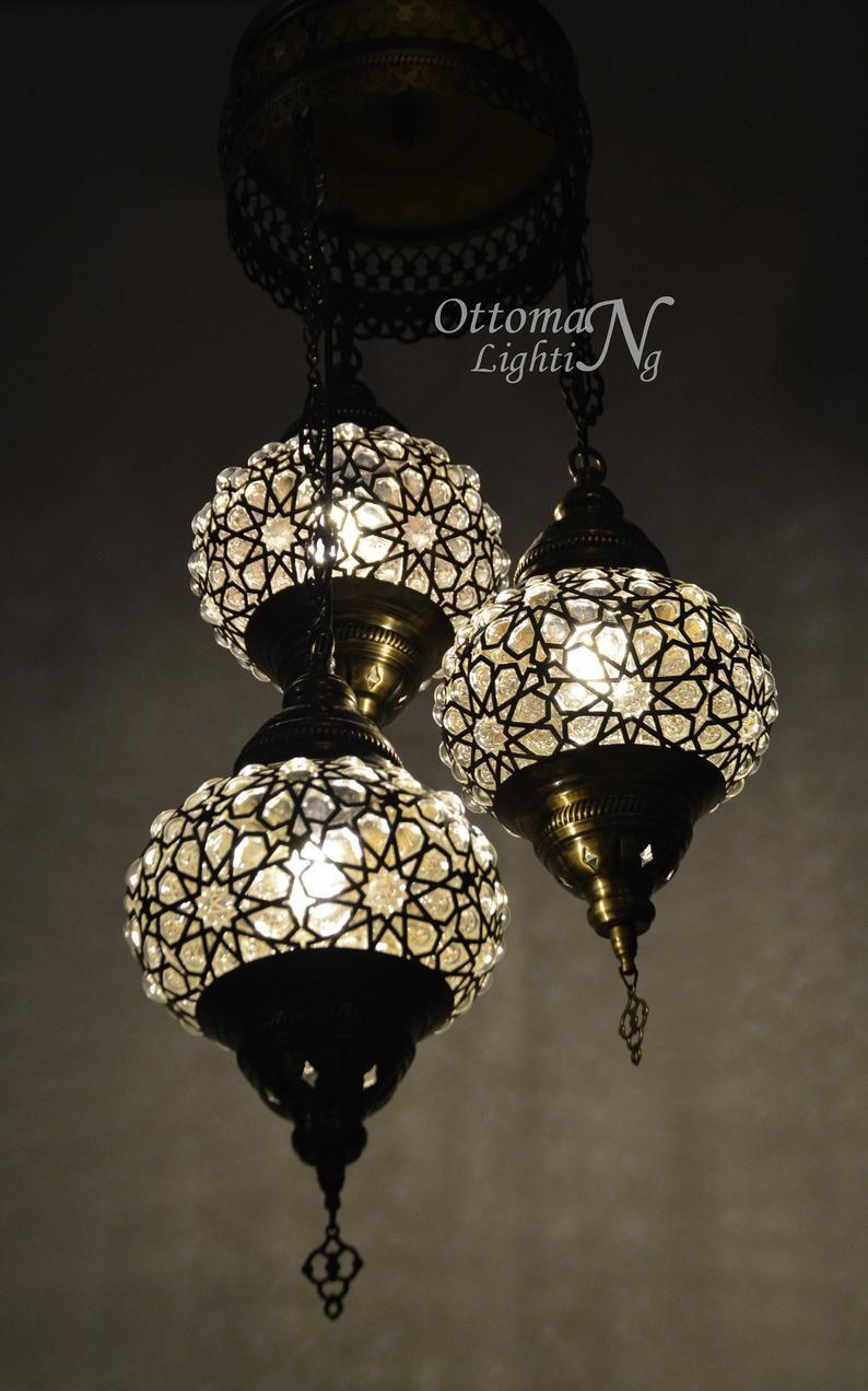bohemian lamps mosaic lamps lighting lighting morrocan decor turkish lamp ottoman lamps Handmade turkish7 globe amazing chandelier