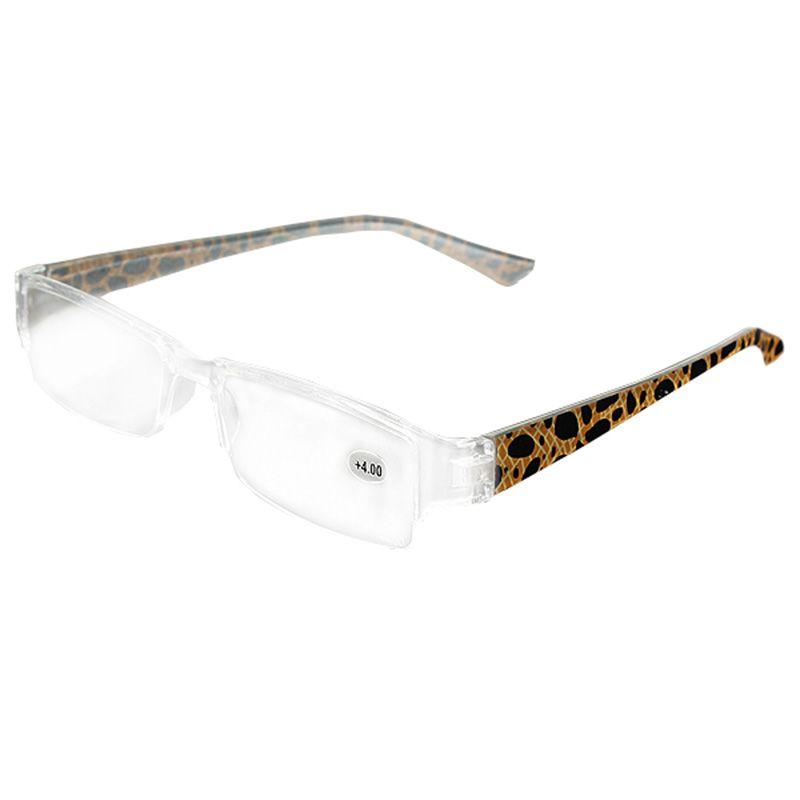 Mancha amarilla mitad sin montura fatiga presbicia aliviar las gafas ...